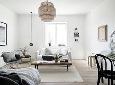 Cozy living rooms, living room modern, home living room, living room decor, Cozy Living Rooms, Living Room Modern, Home Living Room, Living Room Decor, Living Spaces, Scandinavian Living, Scandinavian Interior, Small Apartments, Small Spaces