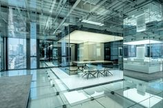 Gallery - Glass office SOHO China / AIM Architecture - 12