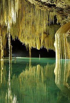 ✯ Underground River of Riviera Maya, Rio Secreto, Mexico