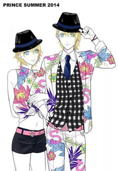 Kurusu Syo - girl version - Prince Summer 2014