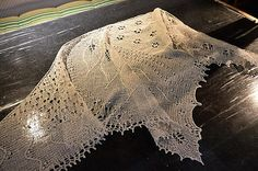 Ravelry: Project Gallery for Knitangle pattern by Andrea Halasi