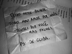 só me encaixo nas ausências Sad Love, Love You, Mood Quotes, Life Quotes, Notebook Cover Design, Some Words, Its Okay, Be Yourself Quotes, Texts