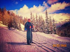 HyperActiveX: Cross Country Skiing At The Summit At Snoqualmie