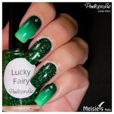Penélope Luz - Lucky Fairy swatch from Meisie's Nails!