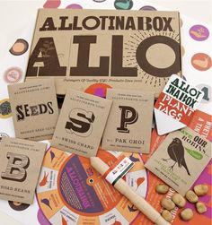 Seeds from Allotinabox