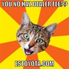 Dealer fees = bad