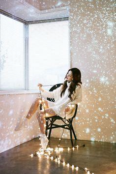 "Girls' Generation-TaeTiSeo's ""Dear Santa"" 3rd Mini Album Photo Shoot   Seohyun, snsd"