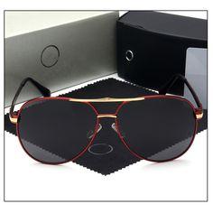 fd51aadf8 Polarized Sunglasses Men's Mercedes Designer SunGlases men Gafas Hombre  Oculos De Sol for Men's Driving Sunglasses UV400 642