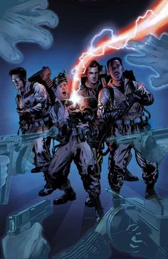 Ghostbusters by Nick Runge