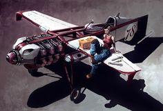 Café air Racer by David Correa