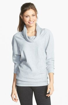 Beyond Yoga Cowl Neck Dolman Sleeve Pullover (Online Only) available at #Nordstrom