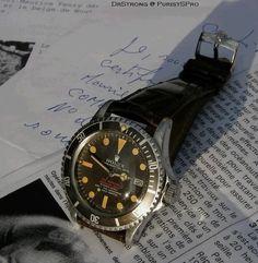 Rolex - The elusive Comex Double Red Sea Dweller