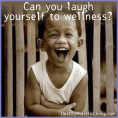 Laughing and smiling can uplift our soul and spirit..  So don't frown and cheers to wellness!