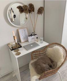 Room Ideas Bedroom, Home Decor Bedroom, Classy Bedroom Ideas, Decor Room, Aesthetic Room Decor, Home Room Design, Design Kitchen, Kitchen Interior, My New Room