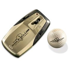 The Remote-Control Golf Ball - hahaha I would have too much fun with this