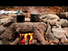 Fall Camping - YouTube