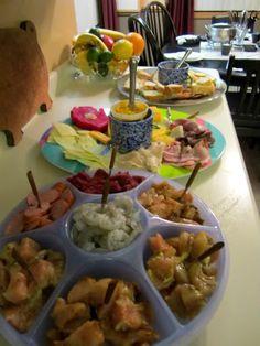 ALPHAMOMFIA: Fondue Fun--A How-To Guide for Your Next Party