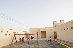 Gallery - SOS Children's Village In Djibouti / Urko Sanchez Architects - 10