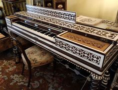 Victoria & Abdul and a Piano - World Piano News: 1839 square piano