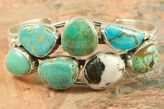 Treasures of the Southwest: Apache Blue Turquoise Jewelry