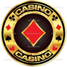 Descargar - Fichas de Casino — Ilustración de stock #7859507