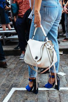 The Bags of New York Fashion Week Spring/Summer 2017: Days 1 – 3 // Rebekka Minkoff Darren Messenger