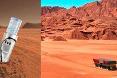 Los Mejores Memes del descubrimiento de Agua en Marte