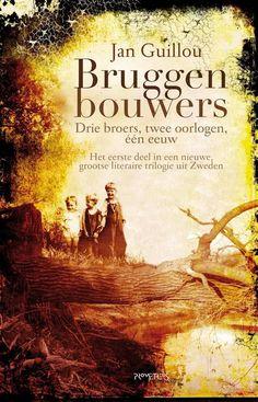 48/52 Bruggenbouwers door Jan Guillou. Mooi familieverhaal dat zich afspeelt in Noorwegen en Duitsland tegen de achtergrond van de technologische ontwikkelingen als het bouwen van spoorlijnen en bruggen en WOI. Dit was deel 1.