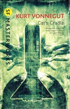 Publication: Cat's Cradle Authors: Kurt Vonnegut Year: 2010-05-20 Publisher: Gollancz Pub. Series: Gollancz SF Masterworks (II) Cover: Dominic Harman