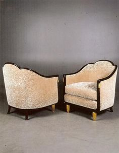 Italian Art Deco occasional chair
