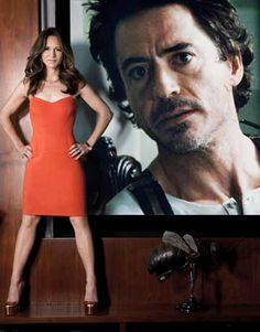 I LOVE THIS ARTICLE!! This article was the catalyst to me falling in love with Robert Downey Jr. I love the relationship between Susan and Robert Downey. That what I like most about Robert Downey Jr.; his relationship with his wife.