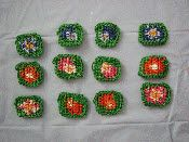 Postage Stamp Patches Free Crochet Pattern