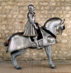 The Silver and Engraved Armour of King Henry VIII, ca. 1515