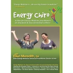 This lively and engaging 10-hour course, presented in a 5 DVD set, offers Energy Medicine tools for supporting and strengthening the body's core structures -- the energetic spine, the muscular-skeletal system, and the energy systems that integrate body, mind, and spirit.