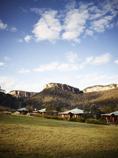 One&Only Wolgan Valley, Australia.