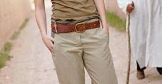 Mon pantalon baroudeur - Magazine Avantages