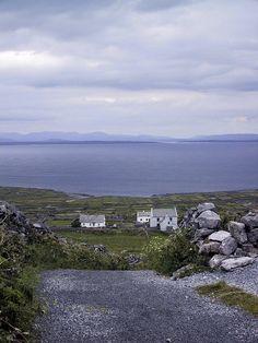 Inishmore, Aran Islands,