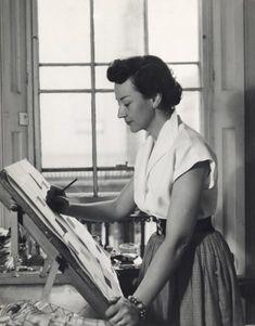 Lucienne Day - British Textile Designer