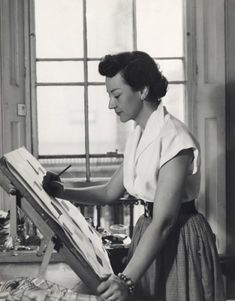 Lucienne Day - British Textile Designer, my favourite 50's textile designs