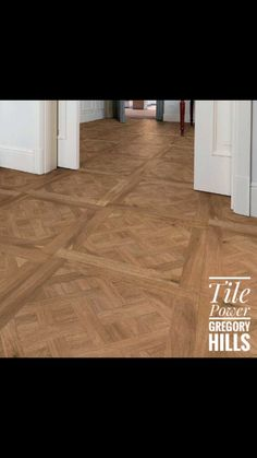 love this Timber look parquetry tile 600x600 available at http://www.tilepowergregoryhills.com.au #tpghtiles