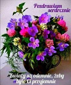 Ewa Wisniewska added a new photo. Beautiful Flower Arrangements, Floral Arrangements, Fresh Flowers, Pretty Flowers, Flowers For Algernon, Good Morning Cards, Window Box Flowers, Flower Quotes, Box Art