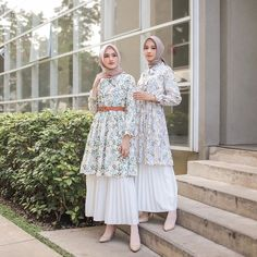 Muslimah Hijab Dress | Hijab Chic  | Modest Dress
