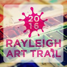 We are back for another year - a celebration of our local artists, photographers and craftspeople who showcase their work in venues throughout the town from 8th to 19th June. If you want to take part you can find out more details at http://www.rayleightownteam.org.uk/arttrail  #Rayleigh #Essex #Rochford #RayArtTrail #arts #artist #photographer #craft #Art Trail