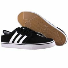 Adidas - Seeley Shoes Black/Run White/Tang