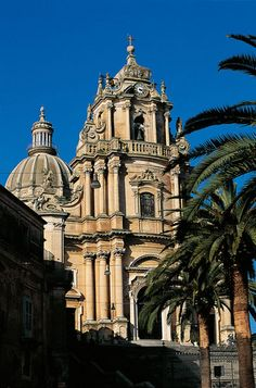 The baroque town of Acireale on Sicily's mythic Etna Coast