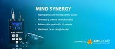 Mind Synergy: tehnologia pentru deconectare totală și relaxare profundă