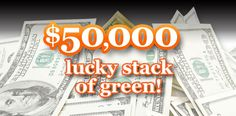 Over 100 Sweepstakes prize choices! 5 entries a day! What will you enter for today?