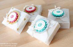 Box Stampin Up Envelope Punch Board Card Box Pillowbox 188