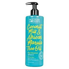 Not Your Mother's® Coconut Milk & African Marula Tree Oil High Moisture Shampoo - 16 oz
