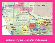 Victoria Hill, Map Of New Zealand, Macedon Ranges, Different Wines, Italy News, Bottle Shop, Great Western, Spain And Portugal, Wineries